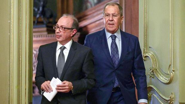 İrəvanda Rusiya və Ermənistan XİN başçılarının görüşü başladı