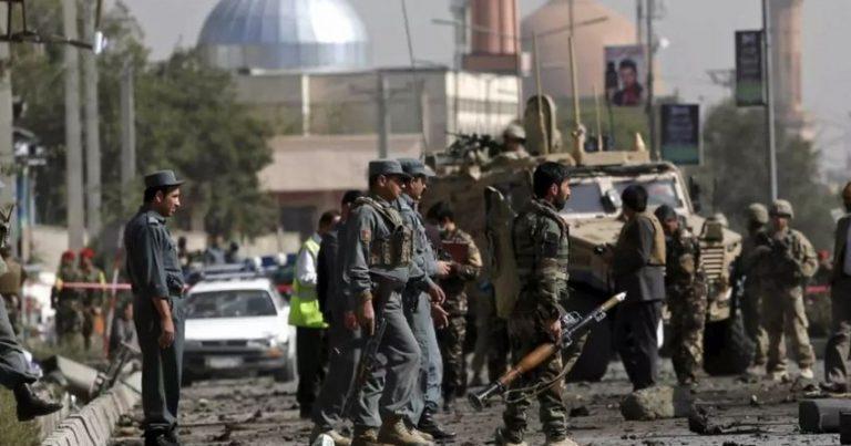 Paytaxtda məscidə bomba atıldı