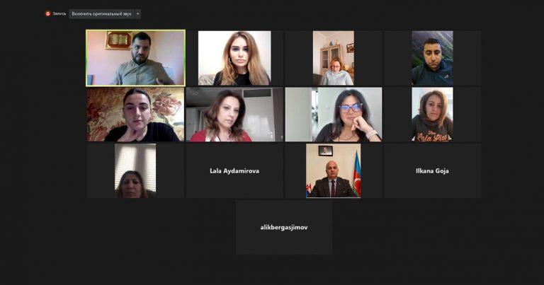 Niderland–Belçika Azərbaycanlıları Koordinasiya Şurası gələcək fəaliyyət planını müzakirə edib