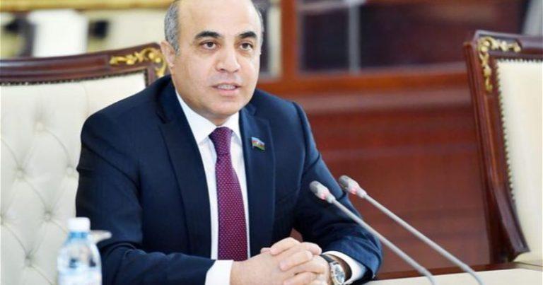 """Azay Quliyev: """"Şuşa haqında ayrıca qanunun qəbulu Ermənistana növbəti mesajdır"""""""