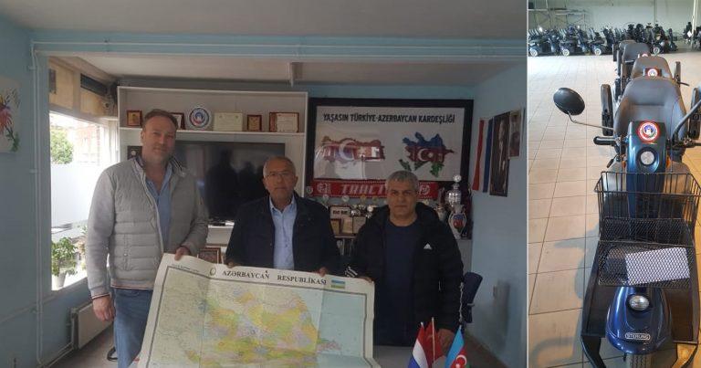 Niderlanddakı diaspor təşkilatı xeyriyyə kampaniyasına başlayıb