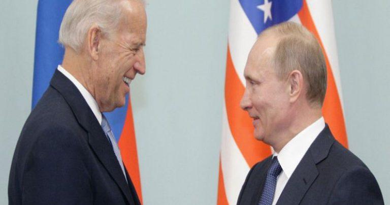 Bayden-Putin görüşü Cenevrədə keçirilə bilər