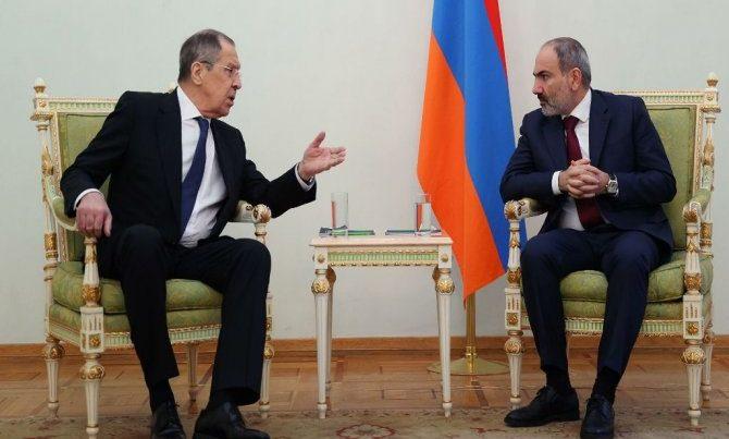 Lavrov Yerevana gəlir – Paşinyanla görüşəcək
