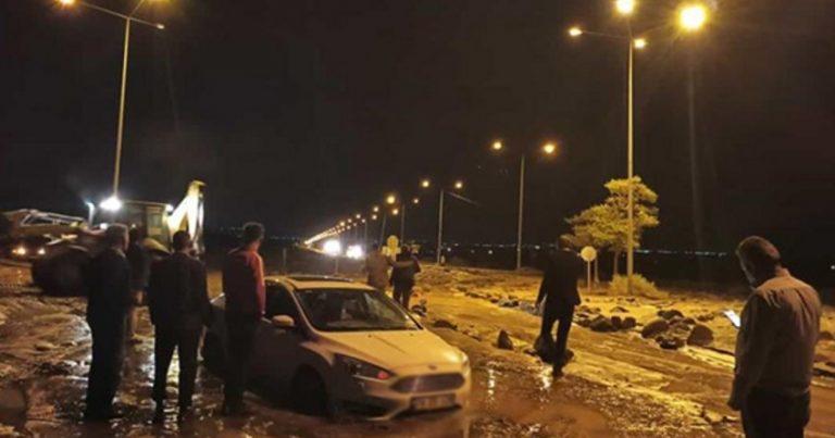 İğdır-Naxçıvan avtomobil yolu yenidən açılıb