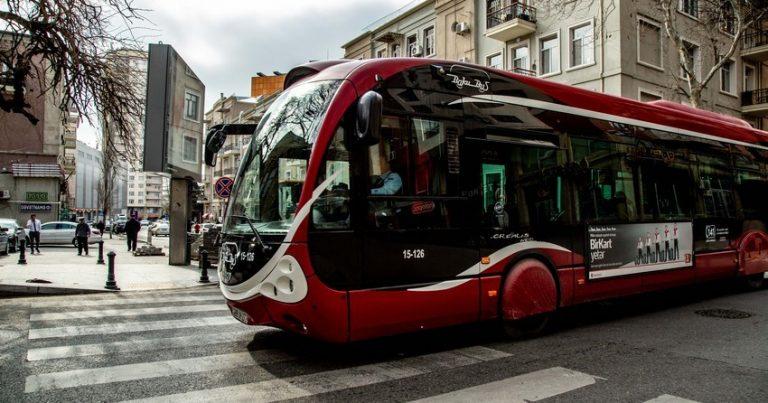 Mayın 28-i avtobuslar işləyəcək