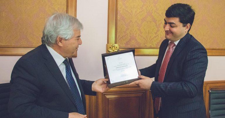 """""""Davam""""da Sabir Rüstəmxanlının 75 illiyi qeyd olunub – FOTOLAR"""