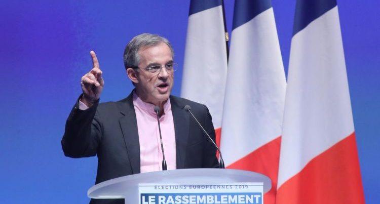 Fransız deputat aparıcını şoka saldı – Qarabağ Azərbaycandır! – VİDEO