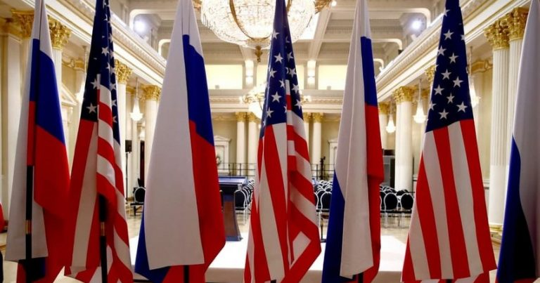 ABŞ Rusiyanın 4 şirkətinə və 4 gəmisinə sanksiya tətbiq edəcək