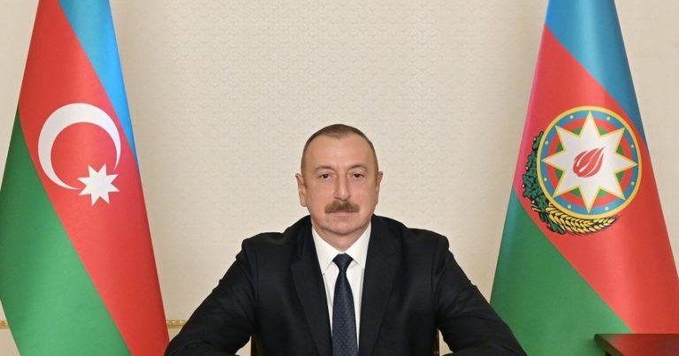 İlham Əliyev Naxçıvan Muxtar Respublikasında səfərdədir