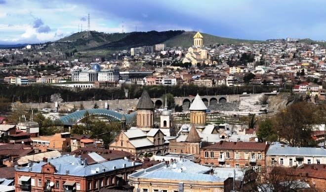 Gürcüstanda 10 gün ictimai nəqliyyat işləməyəcək