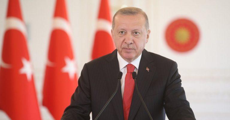 """Ərdoğan: """"Süleyman Soylunun yanındayıq və yanında olacağıq"""""""