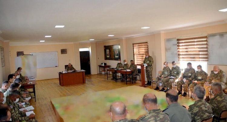 Ordumuza anti-terror əməliyyatına hazırlıq tapşırığı verildi