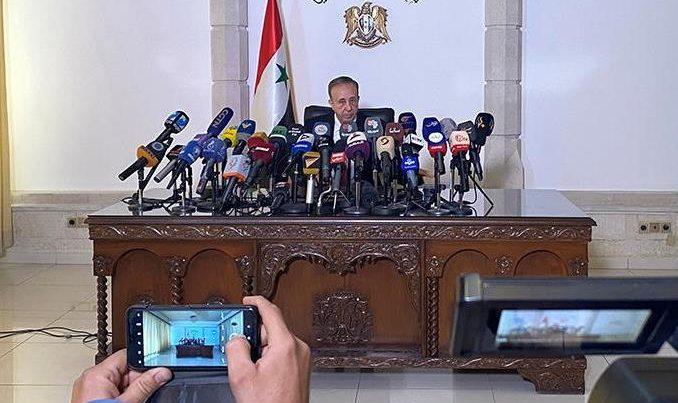 Suriyada prezident postuna namizədlərin adı AÇIQLANDI