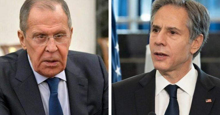 Bu gün ABŞ dövlət katibi Lavrovla görüşəcək