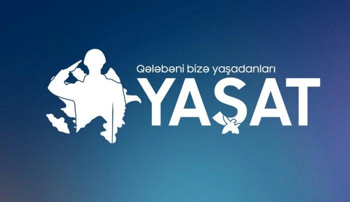 """Dünya azərbaycanlıları """"YAŞAT"""" xeyriyyə marafonuna qoşulur"""