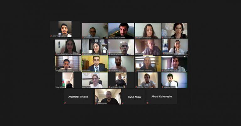 Asiya ölkələrindəki diaspor üzvləri ilə videokonfrans keçirilib