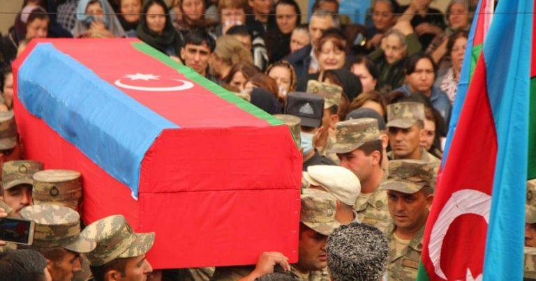 Azərbaycan Ordusunun itkin düşən hərbi qulluqçusunun şəhid olduğu təsdiqlənib