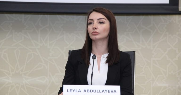 Azərbaycan XİN beynəlxalq təşkilatlara çağırış edib