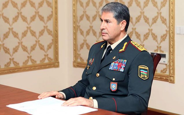 Vilayət Eyvazov Qulam İsakzaini qəbul etdi