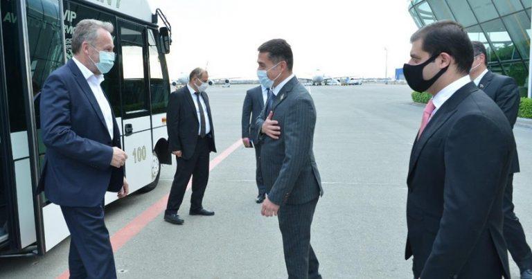 Bosniya və Herseqovina parlament nümayəndə heyəti Azərbaycana rəsmi səfərə gəlib