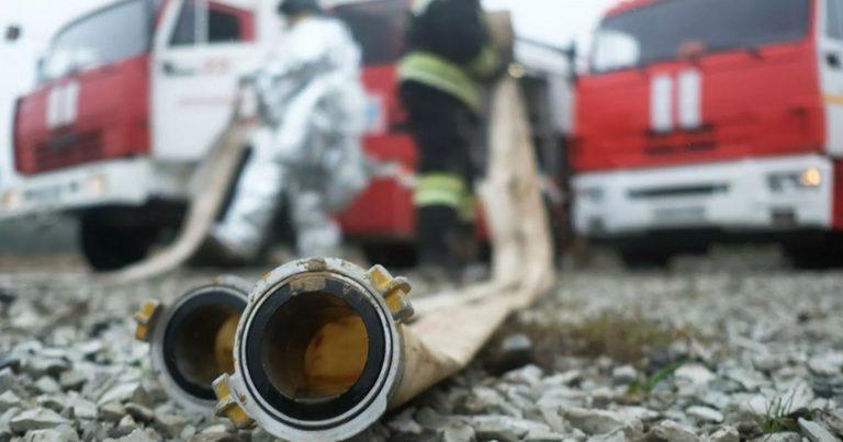 Sabirabadda evdə yanğın zamanı ana və iki övladı yanaraq ölüb