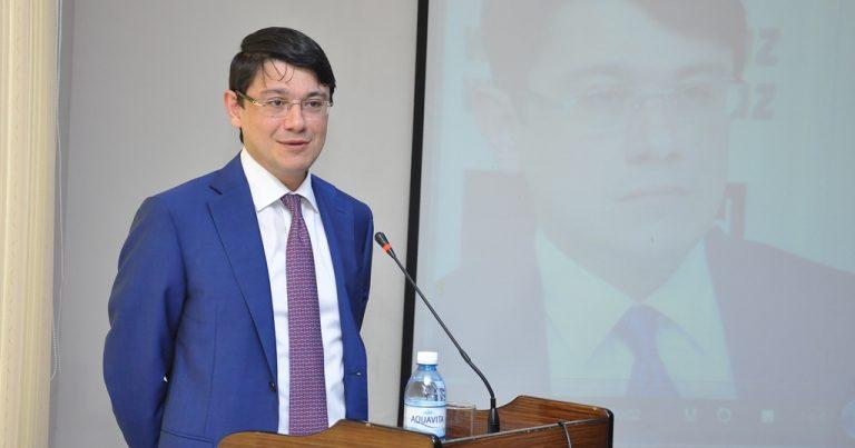 """Fuad Muradov: """"Şuşa Bəyannaməsi iki ölkə diasporlarının birgə fəaliyyəti üçün ciddi hüquqi əsaslar yaradıb"""""""