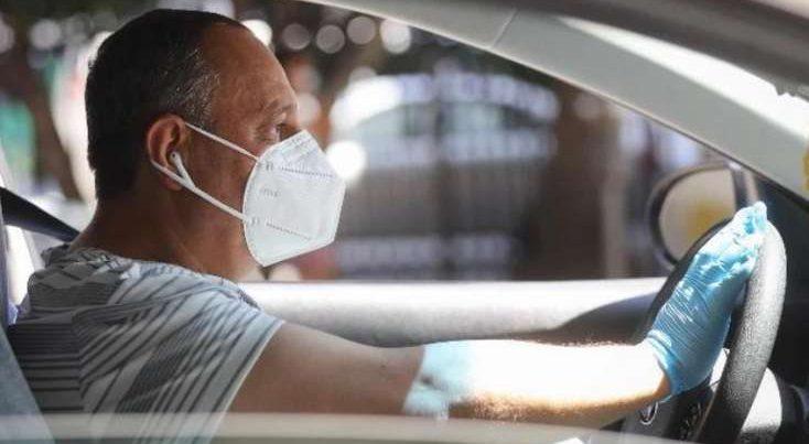 Şəxsi avtomobillərdə tibbi maskadan istifadə edilməsi tələb olunmur