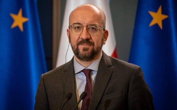 Aİ Şurasının Prezidenti Azərbaycanın dövlət başçısına telefonla zəng edib