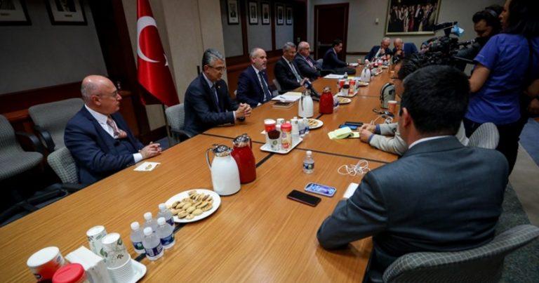 Türkiyə və ABŞ parlamentariləri Qarabağı müzakirə ediblər