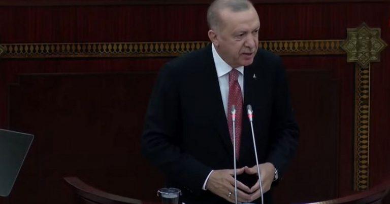 """Prezident: """"Ermənistan Azərbaycanla problemlərini həll etdikcə Türkiyə olaraq biz də lazımi addımları atacağıq"""""""