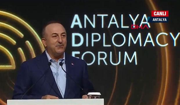 """Çavuşoğlu: """"Azərbaycanın ərazi bütövlüyünə hər kəs hörmət etməlidir"""""""