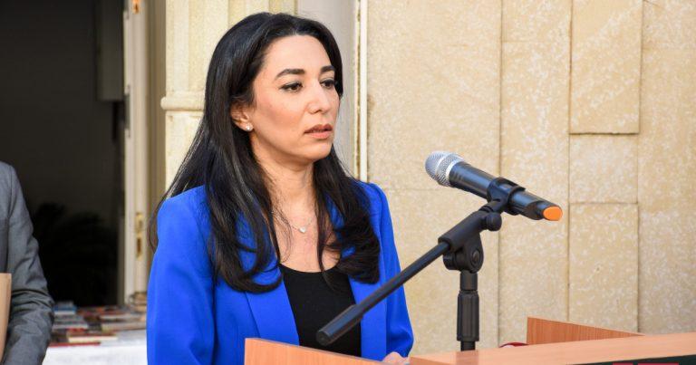 """Səbinə Əliyeva: """"Ermənistan ombudsmanı bir dəfə də olsun, azərbaycanlı əsirlərə baş çəkməyib"""""""