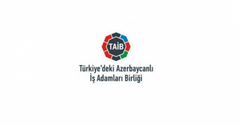 Türkiyədəki Azərbaycanlı İş Adamları Birliyinin idarə heyətinin yeni tərkibi seçildi