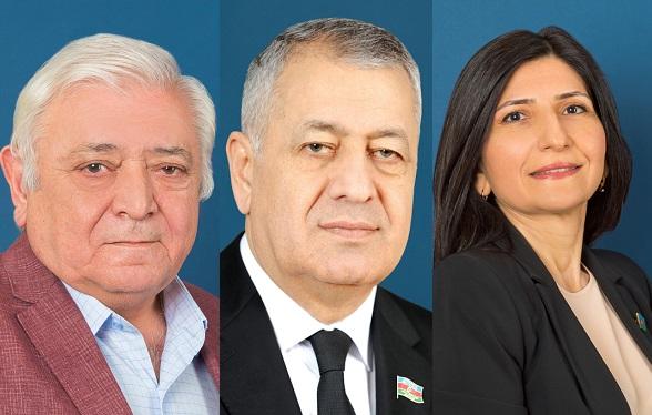 """""""44 günlük müharibə dövründə diasporun necə işlədiyini gördük"""" – Deputatlar"""