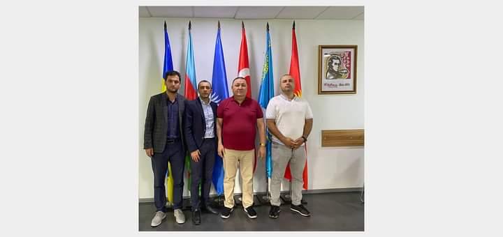 Ukraynadakı Azərbaycan diasporu türk ölkələrinin icmaları ilə görüşlərə start verib