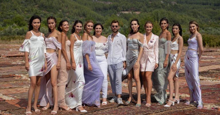 Şervin Nəcəfpurun Antalyada moda nümayişi həyata keçirilib