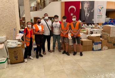 Sankt-Peterburqda yaşayan azərbaycanlı gənclər humanitar aksiya təşkil ediblər