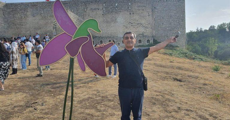Alyans sədri : Şuşaya səfər etməyim mənə doğum günü hədiyyəsi oldu