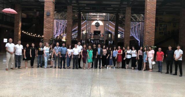 """""""Karabakh is Azerbaijan"""" Milli Platformasının bir qrup üzvü Bakıda görüşüb"""