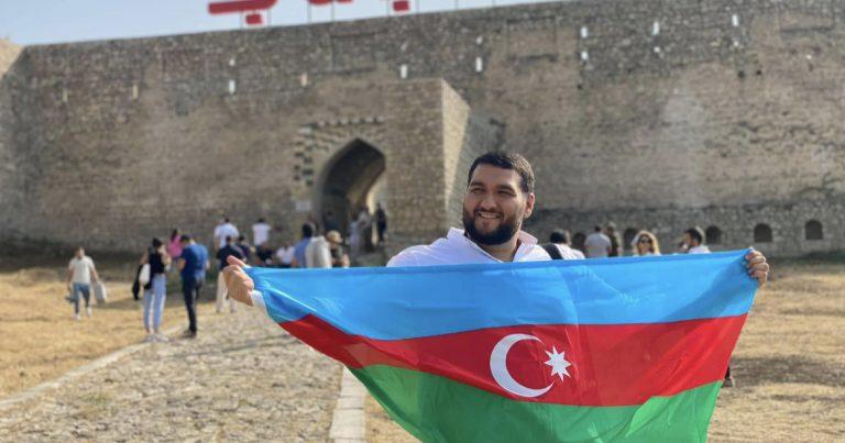 """Elman Manafov : """"Biz dəmir yumruğun gücü ilə Şuşadayıq"""""""
