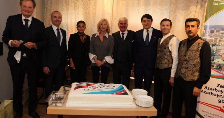 Zalsburqda Azərbaycan Evinin açılışı oldu –FOTOLAR