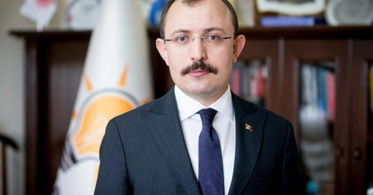 Türkiyənin ticarət naziri Azərbaycana gəlib