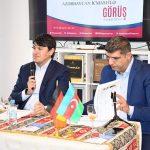 Münhendə fəaliyyət göstərən Azərbaycan Evində icma üzvləri ilə görüş keçirilib