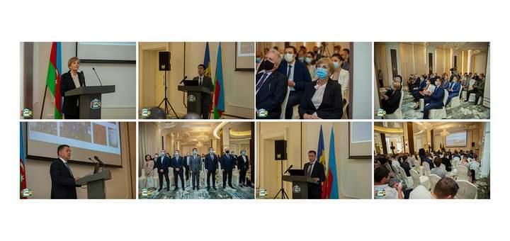 Moldovadakı Azərbaycanlılar Konqresinin birillik hesabatı verilib