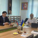 Kiyevdə Azərbaycan və Qırğızıstan diasporlarının görüşü keçirilib