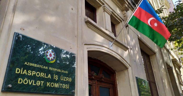 Tatarıstanda Azərbaycan diaspor üzvləri mükafatlandırıldı