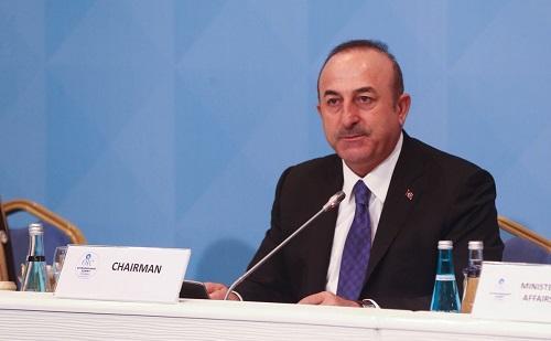 ABŞ-ın bu mövqeyi qəbuledilməzdir – Çavuşoğlu