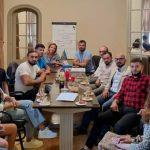 Brüsseldəki soydaşlarımız Azərbaycan Evinin fəaliyyət planını müzakirə ediblər